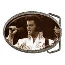 Elvis Presley - Belt Buckle