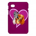 "Disney Lady And The Tramp - Samsung Galaxy Tab 7"" P1000 Case"