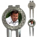 Nick Faldo Signature - Golf Divot Tool