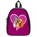 Disney Lady And The Tramp - School Bag (Small)