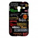 Rock Bands Collage - Samsung Galaxy Ace Plus S7500 Case