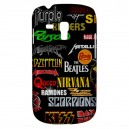 Rock Bands Collage - Samsung Galaxy S3 Mini I8190