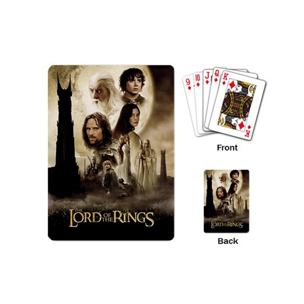 Amazon.com: lord of the rings playing cards