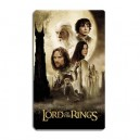 "Lord Of The Rings 3"" X 5"" Rectangular Magnet"