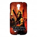 Kurt Russell Escape From New York - Samsung Galaxy S4 Case