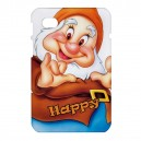 "Snow White And The Seven Dwarfs Happy - Samsung Galaxy Tab 7"" P1000 Case"