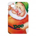 "Snow White And The Seven Dwarfs Doc - Samsung Galaxy Tab 7"" P1000 Case"