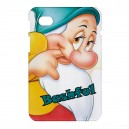 "Snow White And The Seven Dwarfs Bashful - Samsung Galaxy Tab 7"" P1000 Case"
