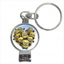 Despicable Me - Nail Clippers Keyring