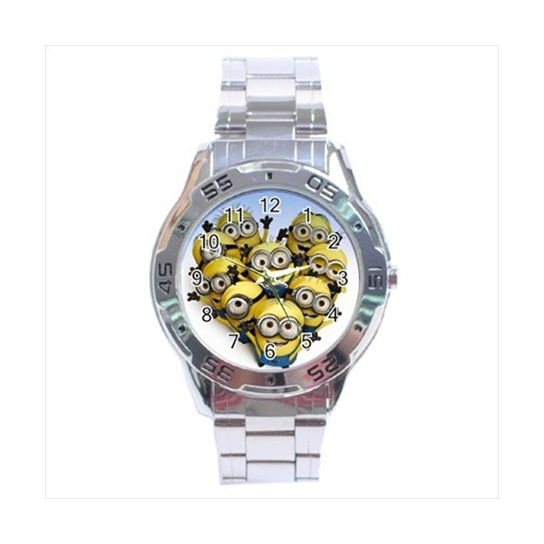 Despicable me analogue men s watch stars on stuff for Despicable watches