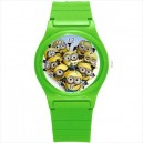 Despicable Me - ICE Style Round TPU Small Sports Watch