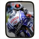 "Jorge Lorenzo - 12"" Netbook/Laptop case"