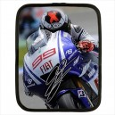 "Jorge Lorenzo - 13"" Netbook/Laptop case"