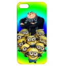 Despicable Me - iPhone 5 Case With Built In Stand