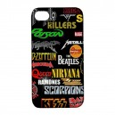 Rock Bands - iPhone 4/4s Case With Built In Stand