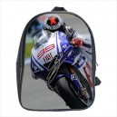 Jorge Lorenzo - School Bag (Large)