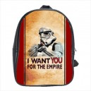 Star Wars Stormtrooper - School Bag (Large)
