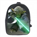 Star Wars Master Yoda - School Bag (Large)