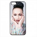 Rebecca Ferguson - iPhone 5 Seamless Colour Case