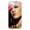 Alecia Moore Pink - Apple iPhone 5S Case