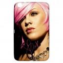 """Pink (Alecia Moore) - Samsung Galaxy Tab 3 8"""" T3100 Case"""