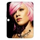 """Pink (Alecia Moore) - Samsung Galaxy Tab 3 10.1"""" P5200 Case"""