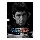 """Al Pacino Scarface - Samsung Galaxy Tab 3 10.1"""" P5200 Case"""