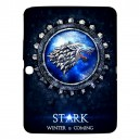 "Game Of Thrones Stark - Samsung Galaxy Tab 3 10.1"" P5200 Case"
