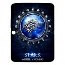 "Game Of Thrones Stark - Samsung Galaxy Tab 3 10.1"" P5200 Case"
