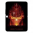 "Game Of Thrones Iron Throne - Samsung Galaxy Tab 3 10.1"" P5200 Case"