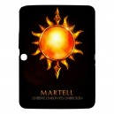 "Game Of Thrones Martell - Samsung Galaxy Tab 3 10.1"" P5200 Case"