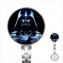 Star Wars Darth Vader - Stainless Steel Nurses Fob Watch