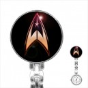 Star Trek - Stainless Steel Nurses Fob Watch