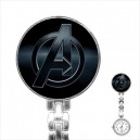 Marvel Avengers - Stainless Steel Nurses Fob Watch