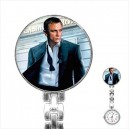 Daniel Craig - Stainless Steel Nurses Fob Watch