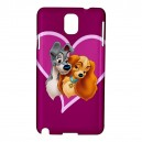 Disney Lady And The Tramp - Samsung Galaxy Note 3 N9005 Case
