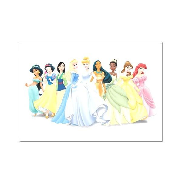 Disney Princess Pillow Case Stars On Stuff