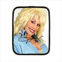 "Dolly Parton - 7"" Netbook/Laptop case"