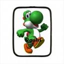 "Super Mario Bros Yoshi - 7"" Netbook/Laptop case"