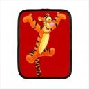 "Disney Tigger - 7"" Netbook/Laptop case"