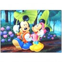 Disney Mickey And Minnie Mouse - Pillow Case