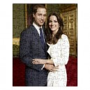 William And Kate - 110 Piece Jigsaw Puzzle