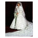 Princess diana Wedding - 110 Piece Jigsaw Puzzle