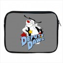 Deputy Dog - Apple iPad 2/3/4/iPad Air Soft Zip Case