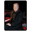 Joe Longthorne - Large Throw Fleece Blanket
