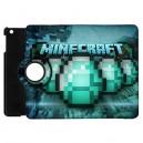 Minecraft - Apple iPad Mini Book Style 360° Rotatable Flip Case