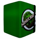 Minecraft - Apple iPad 3 and 4 Book Style Flip Case