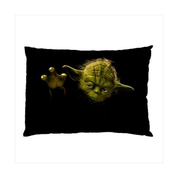 Star Wars Master Yoda Pillow Case Stars On Stuff