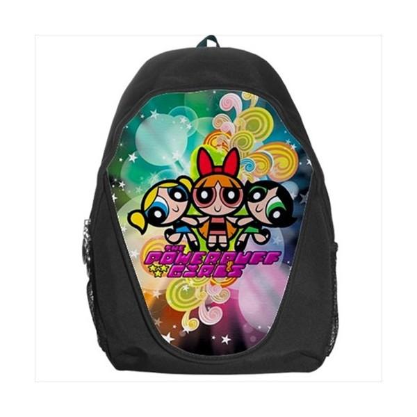 The Powerpuff Girls Rucksack Backpack Stars On Stuff