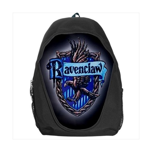 harry potter ravenclaw rucksack backpack stars on stuff. Black Bedroom Furniture Sets. Home Design Ideas
